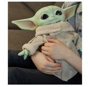 Star Wars Mandalorian The Child 11 inch Plush Toy Doll Baby Yoda - In Hand -