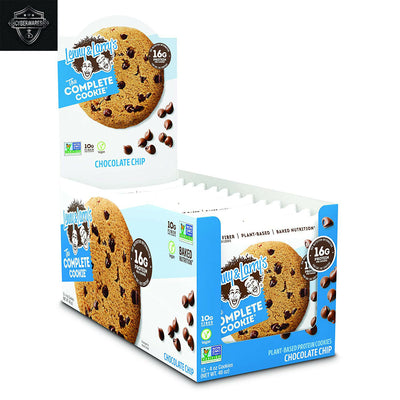 Lenny and Larry's The Complete Cookie Chocolate Chip, TWO 12 PACKS