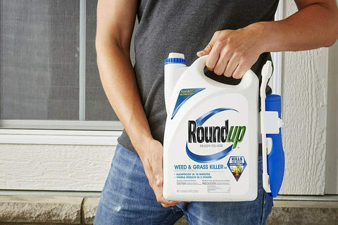 RoundUp 5200210 Ready To Use Weed & Grass Killer III with Comfort Wand, 1.33 GAL