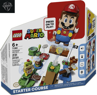 LEGO Super Mario Adventures with Mario Starter Course 71360 Preorder8-5-20