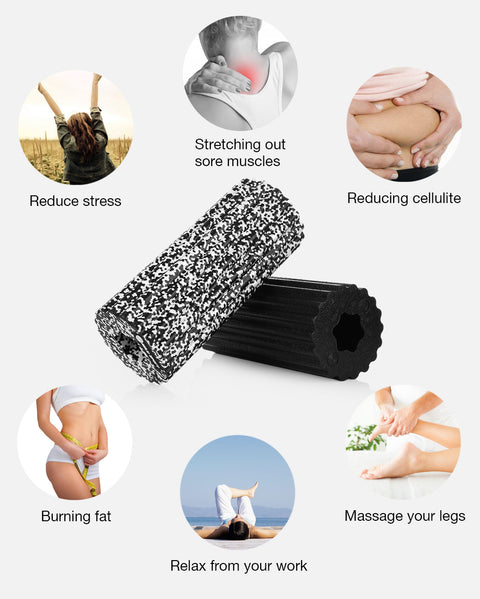 Yoga Massage Foam Roller
