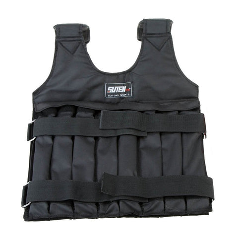 Fitness Adjustable Weighted Vest