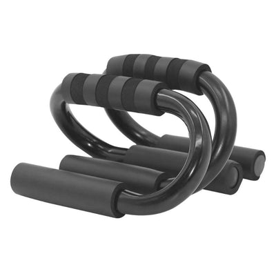 S-Shape Fitness Push Up Stand Bar