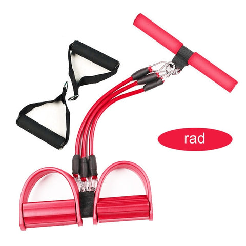 Latex Resistance Band Pedal Exerciser