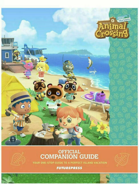 Animal Crossing New Horizons Official Companion Guide 2020 *IN HAND - SHIPS NOW*