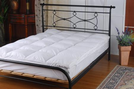 Queen Mattress Topper - 100% Goose Feather
