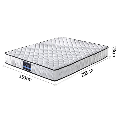 Giselle Bedding Queen Size 23cm Thick Firm Mattress