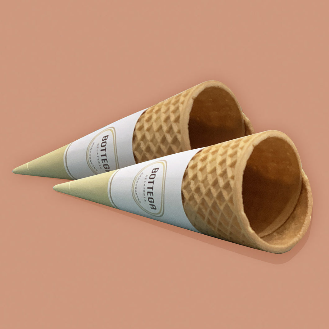 Waffle cones (Gluten Free)