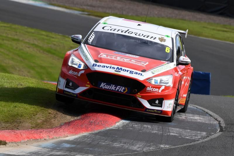 MORE CHAMPAGNE FOR MOTORBASE IN SCOTLAND [BTCC]