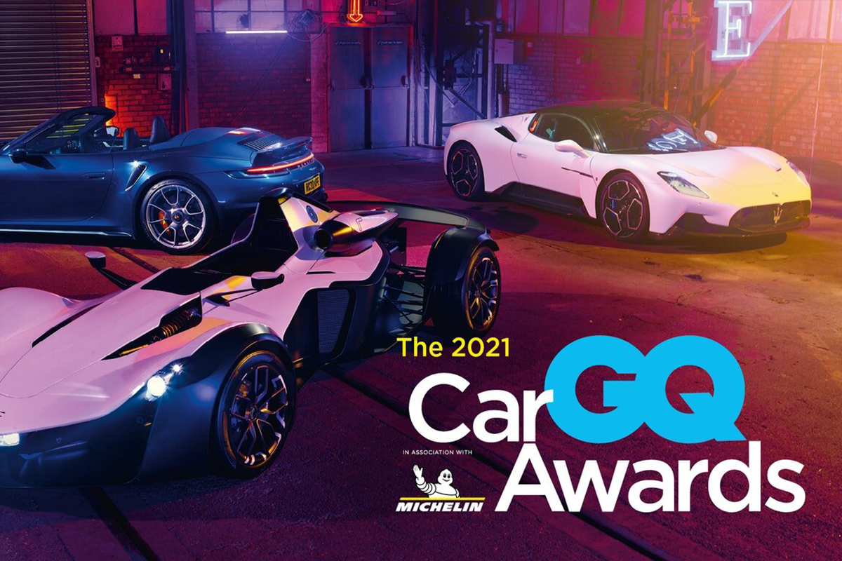 MOUNTUNE-POWERED BAC MONO R WINS GQ TRACK CAR OF THE YEAR AWARD