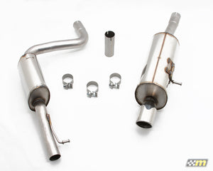 Cat Back Exhaust - mountune®