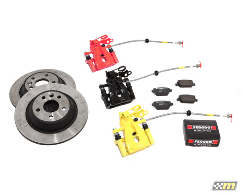 Rear mountune RS Brake Upgrade - mountune®