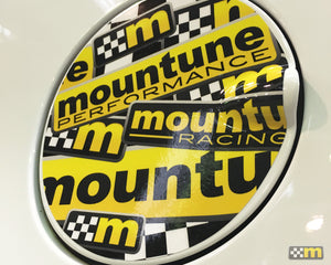 Fuel Flap Sticker Bomb - 2016 - mountune®