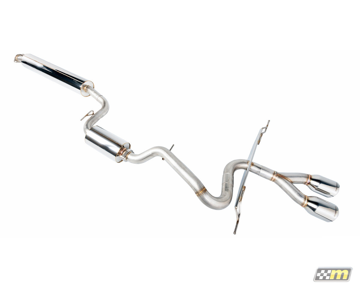 Cat Back Exhaust (Wagon/Estate) - mountune® - 2