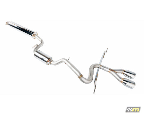Cat Back Exhaust - mountune® - 2
