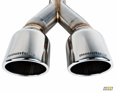 Cat Back Exhaust (Wagon/Estate) - mountune® - 3