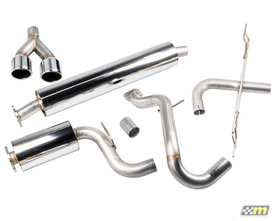 Cat Back Exhaust (Wagon/Estate) - mountune® - 1