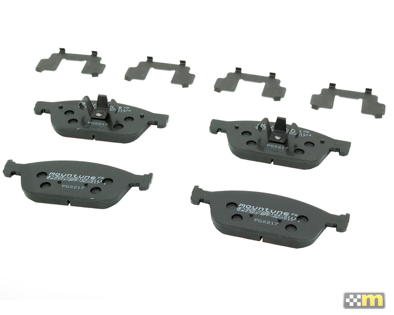 mk3 Focus ST - Fast road Brake Pad upgrade (Front)