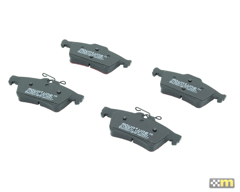 Fast road Brake Pad upgrade (Rear)