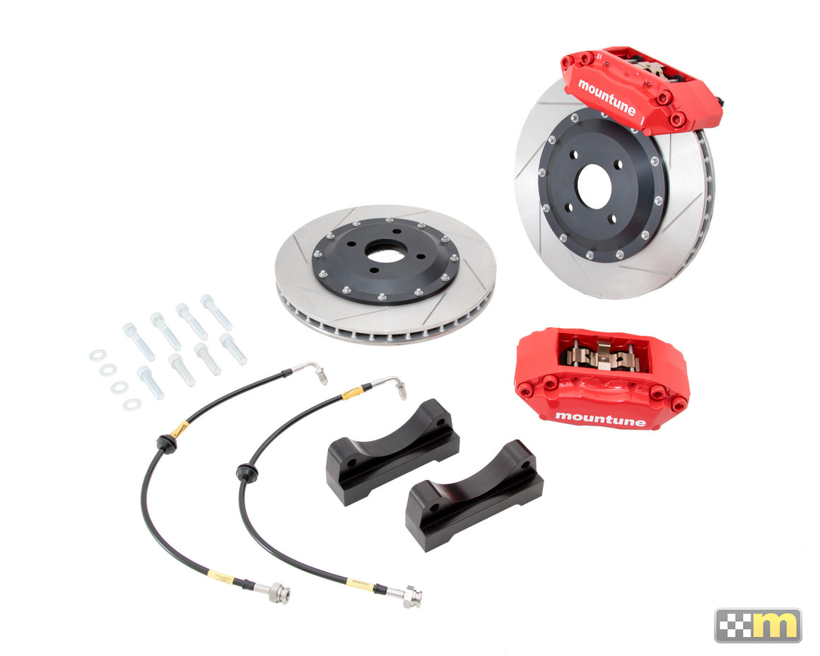Big Brake Upgrade Kit