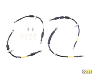 Braided Brake Line Kit