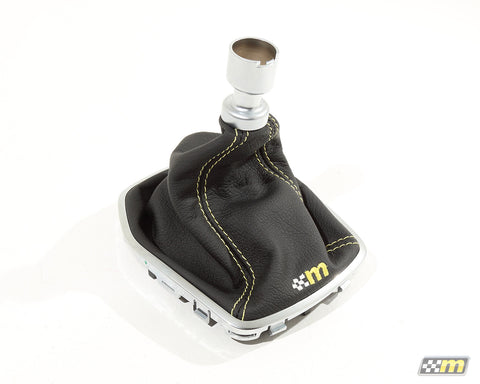 Leather Gaiter - mountune® - 1