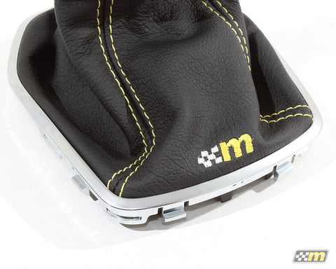 Leather Gaiter - mountune® - 2