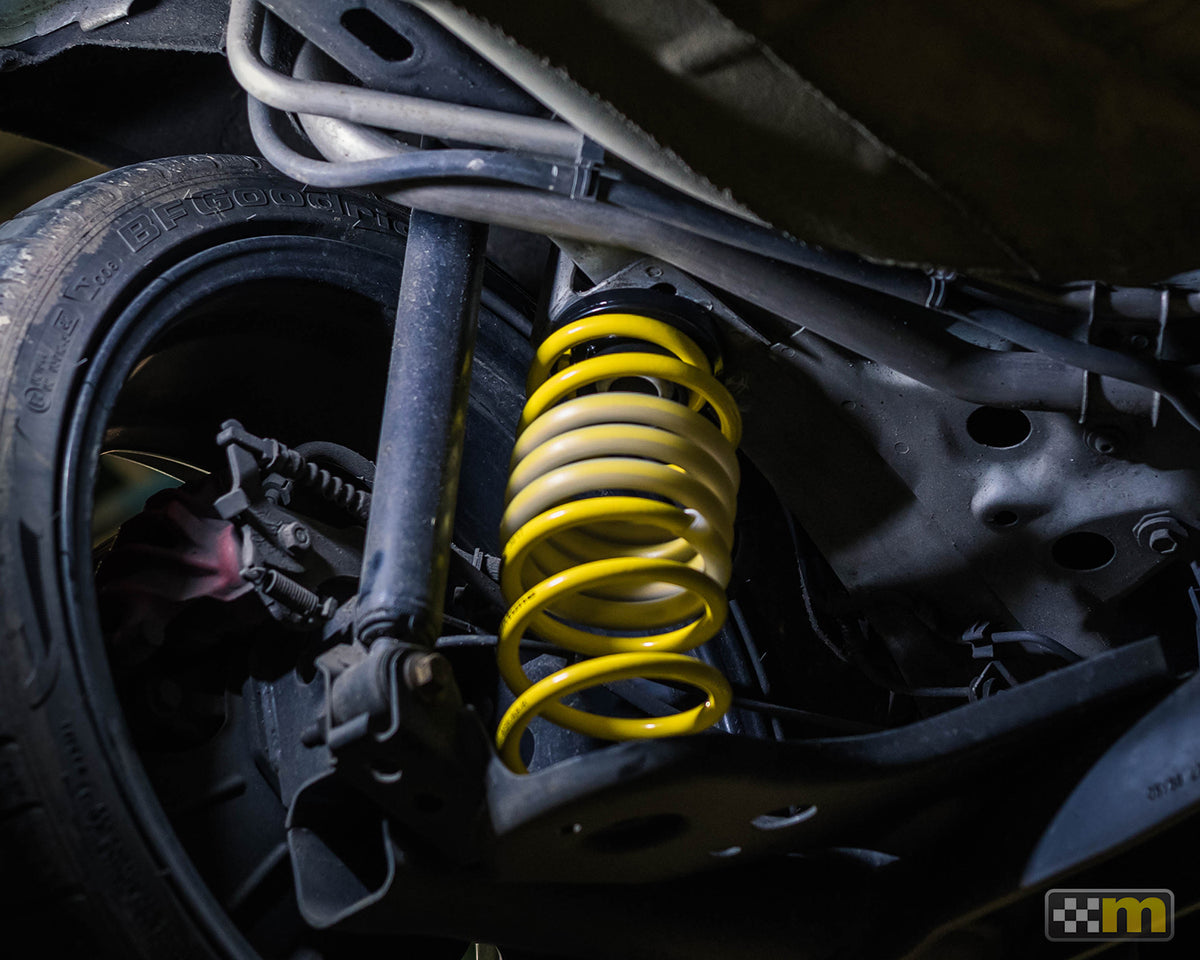Rear Spring Isolator Bush [Mk7 Fiesta ST]