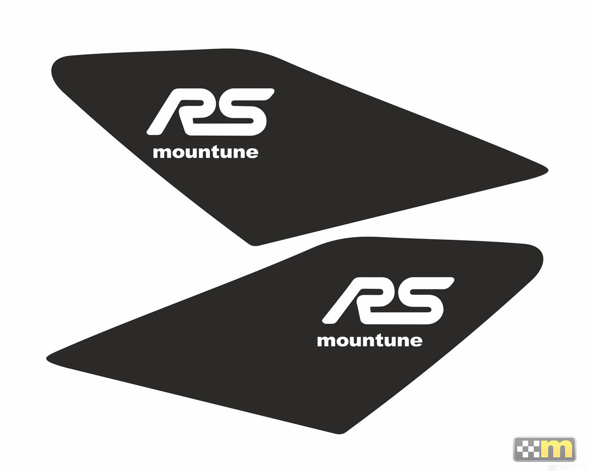 Dynamic Wing Splash - RS - mountune® - 1
