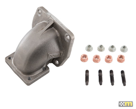 Ni-Resist Cast Turbo Elbow Mounting Kit
