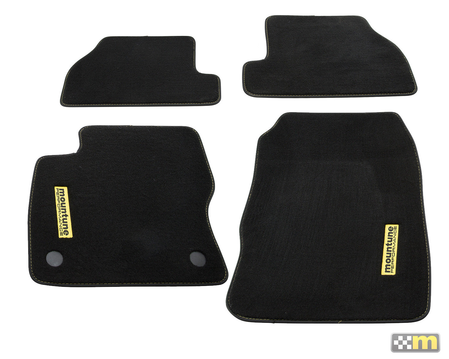 mountune LUX Floor Mats - RS - mountune® - 1