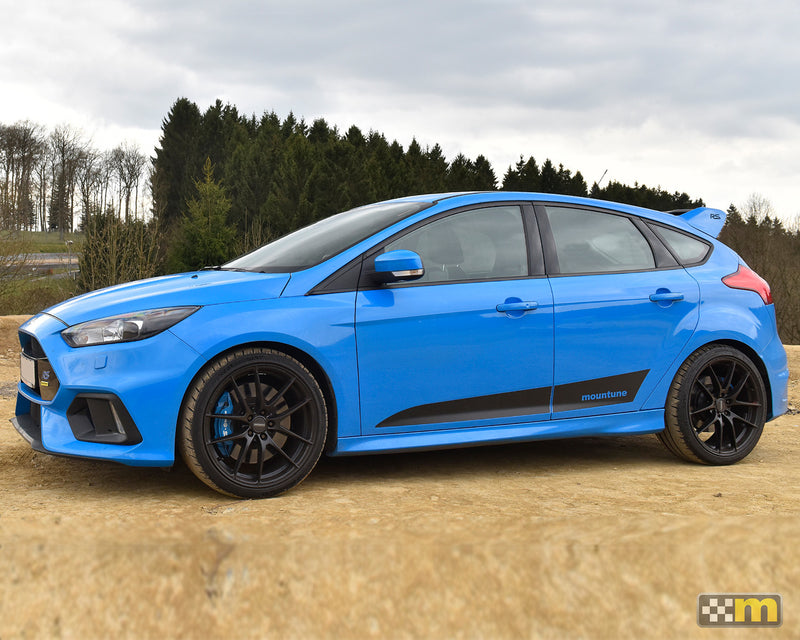 Dynamic Side Splash - RS - mountune® - 1