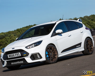 Dynamic Wing Splash - RS - mountune® - 2