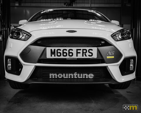Alloy Intercooler Upgrade - RS - mountune® - 4