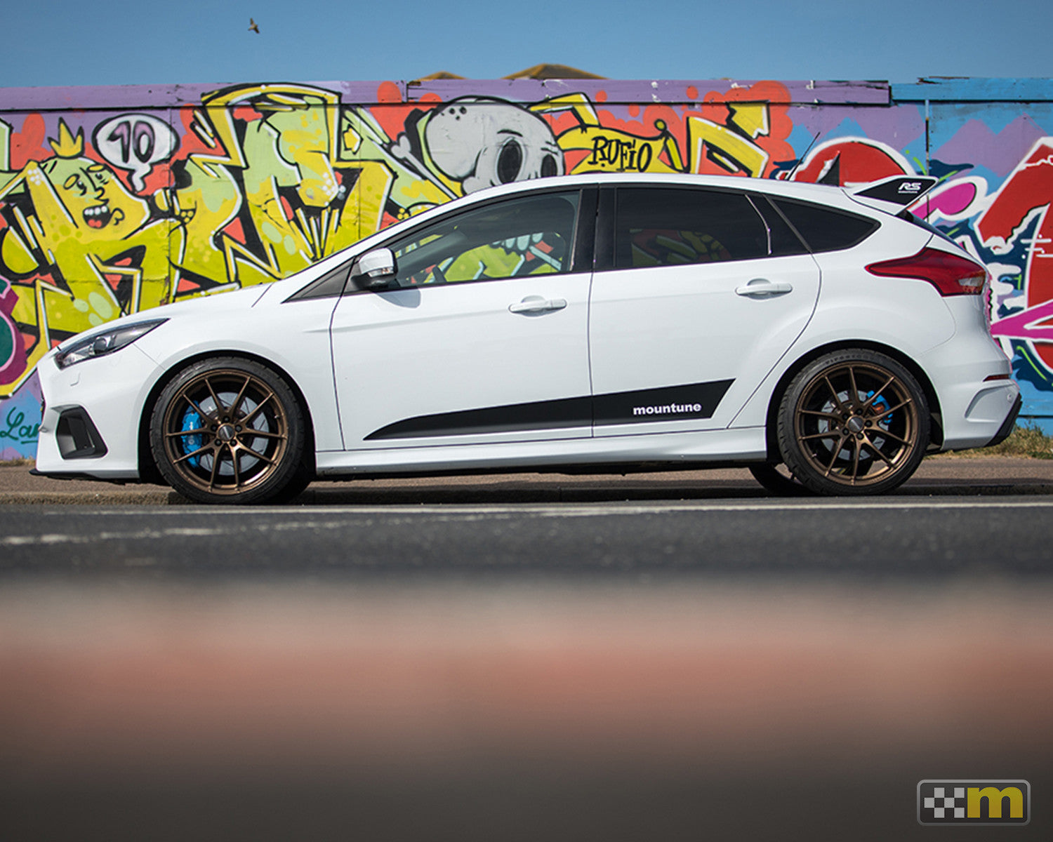 Sport Spring Kit - RS - mountune