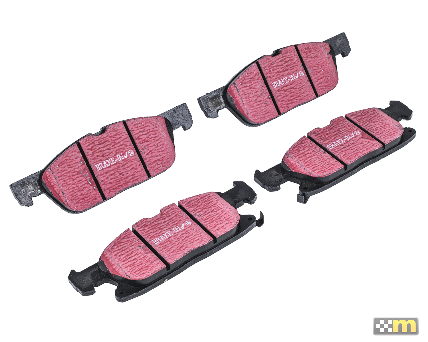 Fast road Brake Pad upgrade (Front)