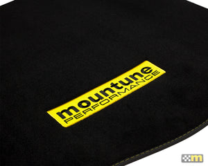 mountune LUX Boot Mat