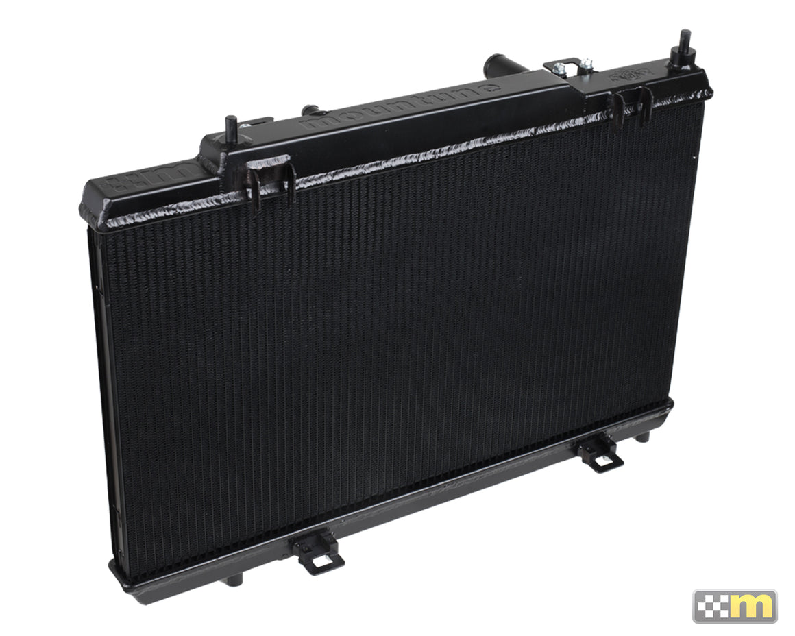 Triple-pass Alloy Radiator