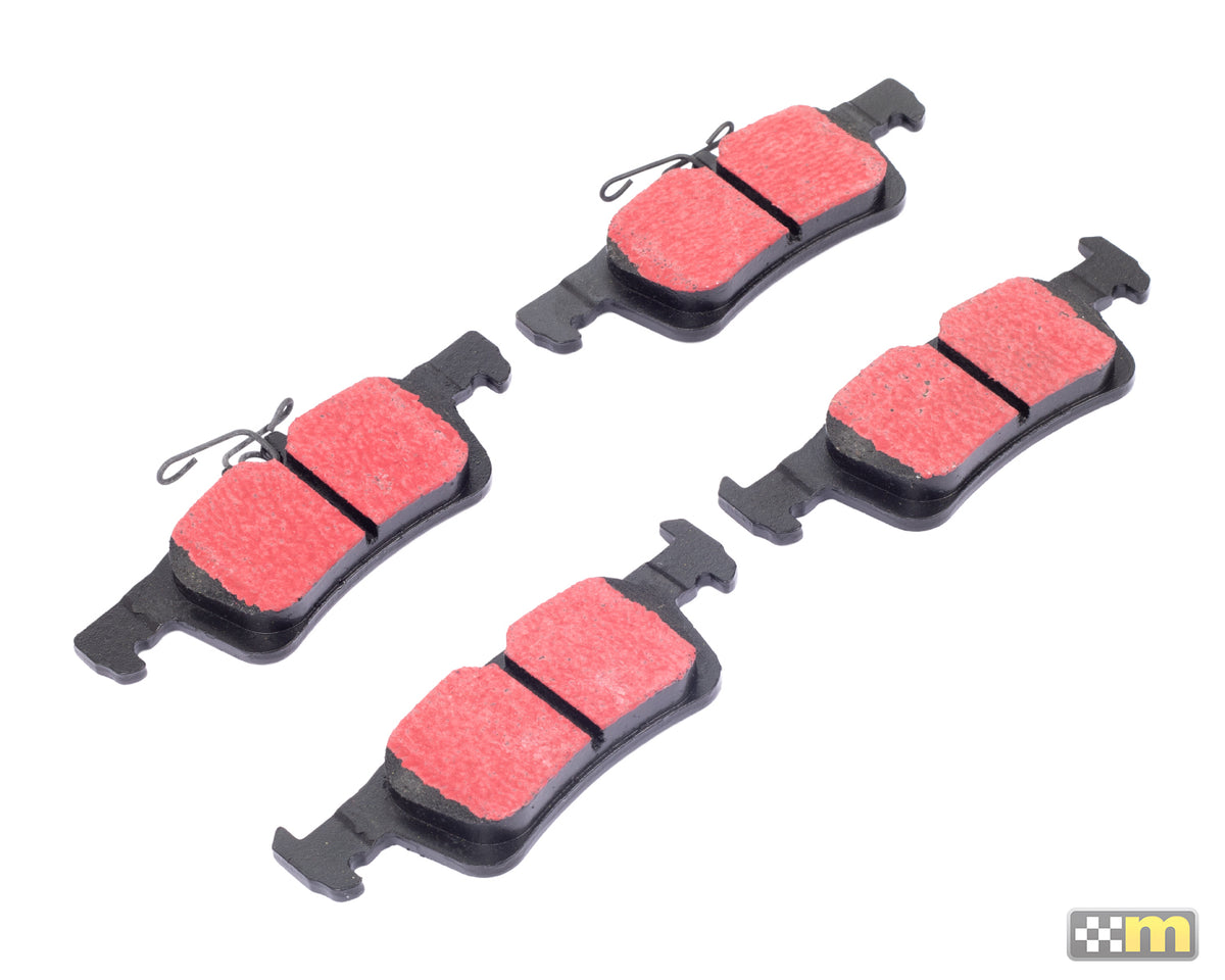 Fast road Brake Pad upgrade (Rear) [Mk8 Fiesta ST]