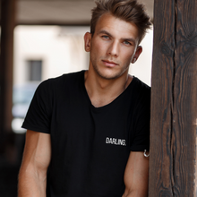 Lade das Bild in den Galerie-Viewer, Xklusiv Herren V-Neck Shirt