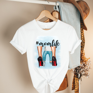#momlife Cozy Shirt