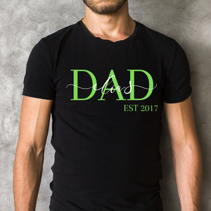 DAD Shirt personalisiert