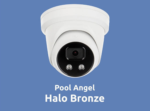 Pool Angel Halo Bronze Camera