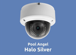 Pool Angel Halo Silver Camera