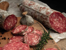Load image into Gallery viewer, Salame Red Wine 180g