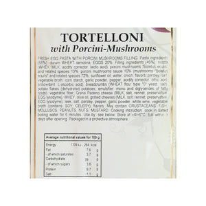 Giant Tortelloni Mushrooms Gourmet 500g
