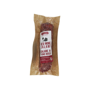 Salame Red Wine 180g