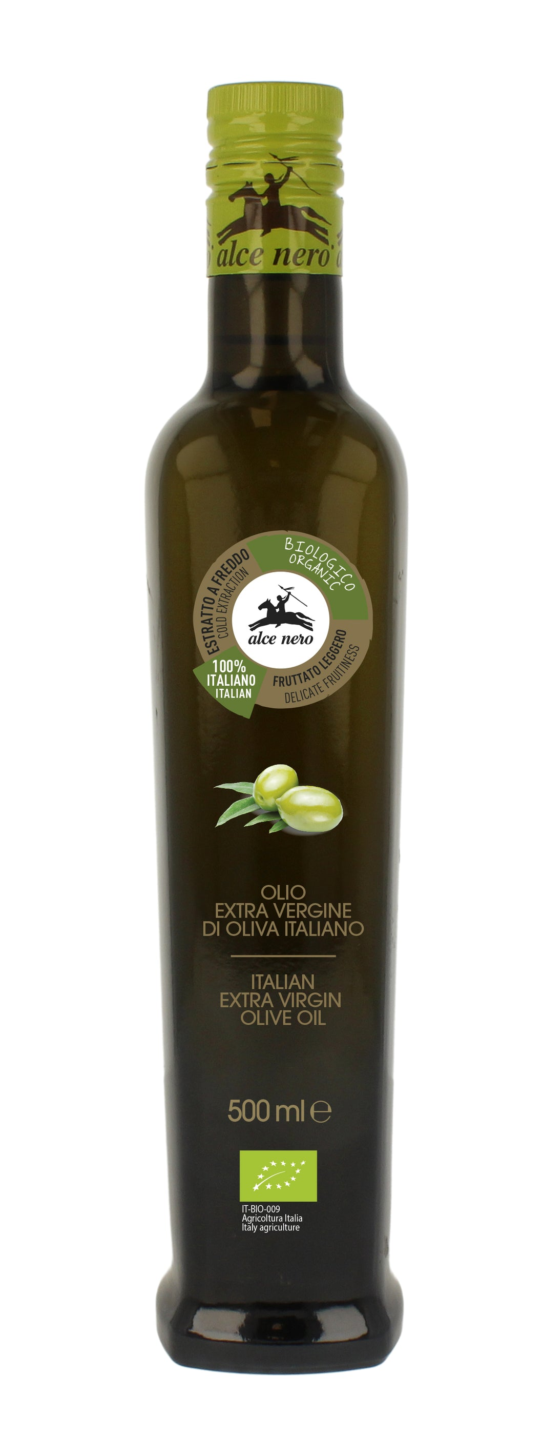 Extra Virgin Olive Oil 500ml, Organic