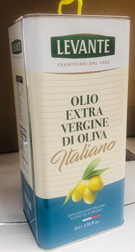 Extra Virgin Olive Oil 100% Italian 5L