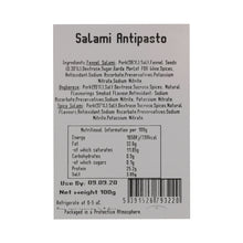 Load image into Gallery viewer, Italian Antipasto Salame Mix 100g Sliced